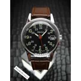 ساعت آگُن اصل سوئیس vintage AGON swiss