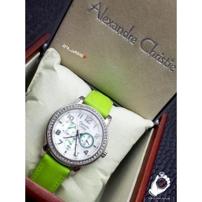 ساعت اصل آلکساندر کریستی ALEXANDRE CHRISTIE