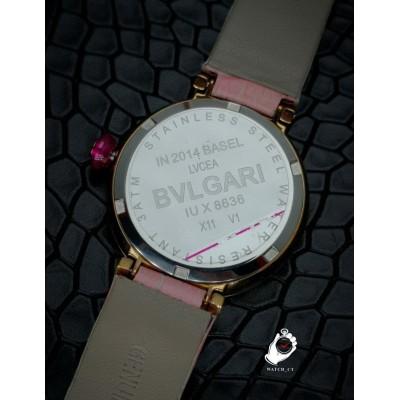ساعت بولگاری جواهری کمیاب  BVLGARI
