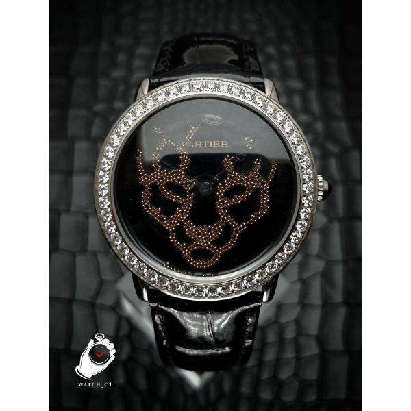 ساعت موتور سوئیس کارتیه CARTIER