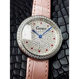 خرید و فروش  آنلاین ساعت کارتیه زنانه CARTIER vip
