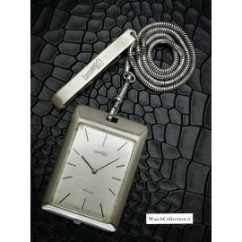 ساعت کلکسیونی ابر هارد جیبی vintage rare EBERHARD swiss