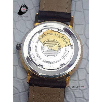 ساعت اصل فاور لوبا FAVER-LEUBA