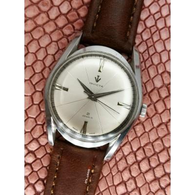 ساعت اینویکتا کلکسیونی اصل سوئیس vintage rare INVICTA swiss