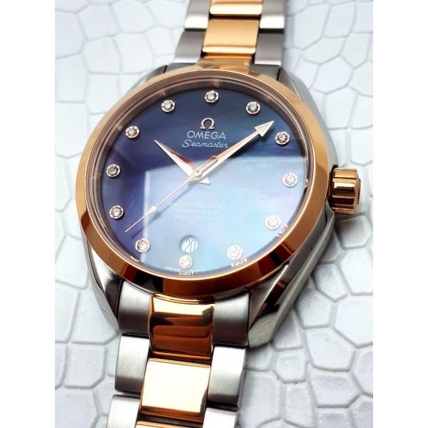 ساعت امگا صدفی OMEGA