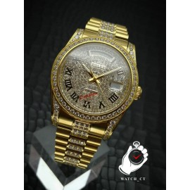 فروش ساعت رولکس جواهری در گالری واچ کالکشن ROLEX luxury vip