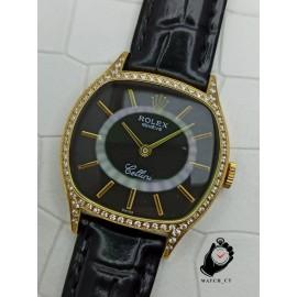 قیمت ساعت رولکس CELLINI موتور سوئیسِ جواهری در گالری واچ کالکشن ROLEX vip