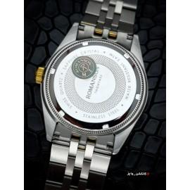 ساعت رومانسون مدل رولکسی ROMANSON