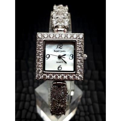 ساعت رویال کرون جواهری ROYAL CROWN
