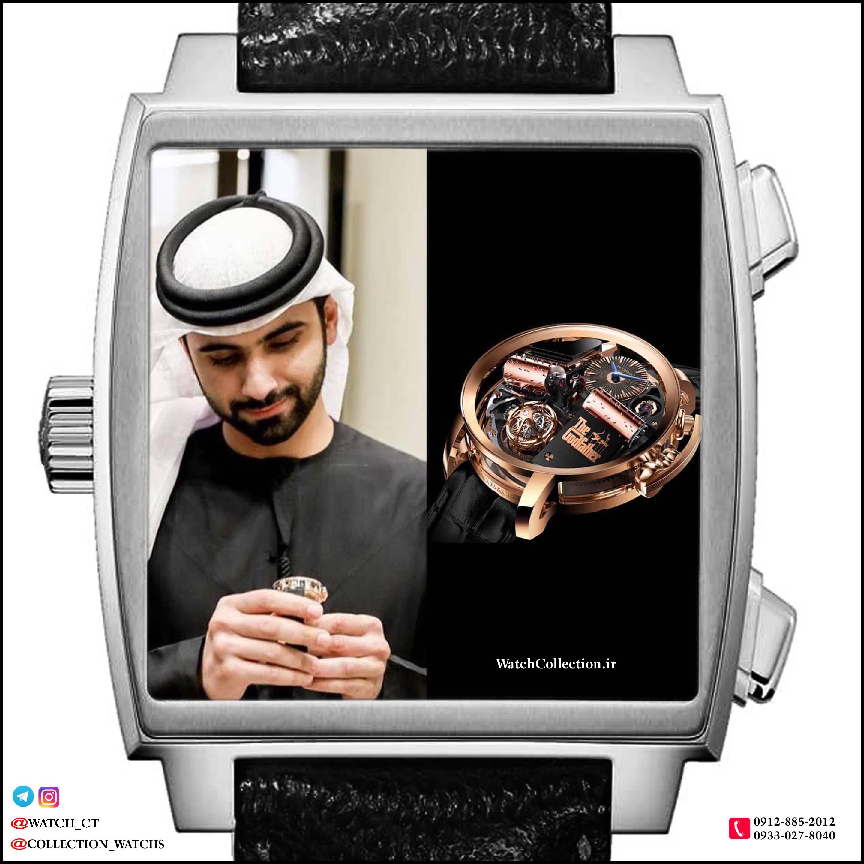 فروش ساعت جیکو بنکو سلبریتی